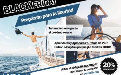 BLACK FRIDAY 20% DE DESCUENTO EN PERFACIL