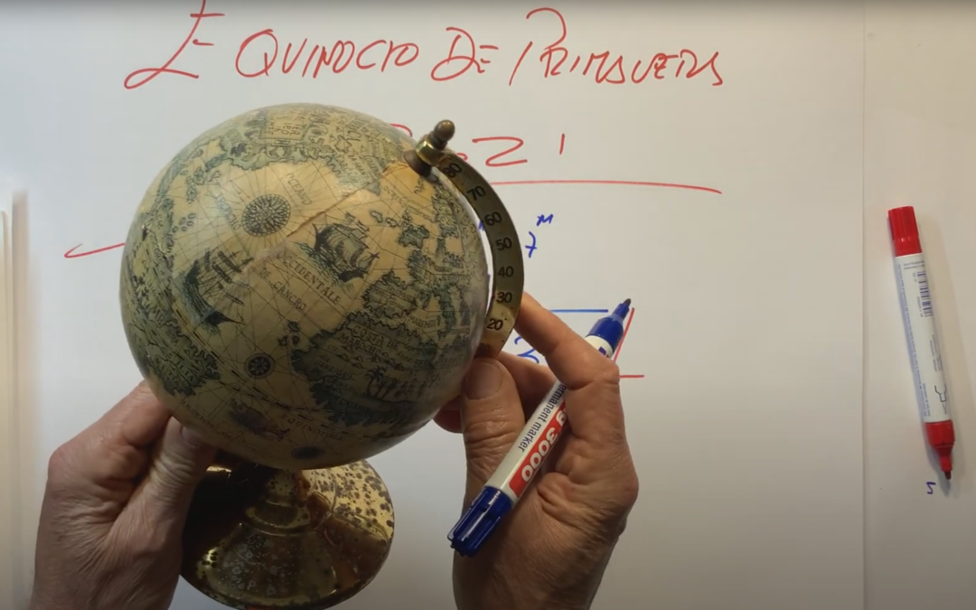 EQUINOCIO DE PRIMAVERA 2021 COMIENZA EL 20 DE MARZO A LAS 10:37 HORA OFICIAL
